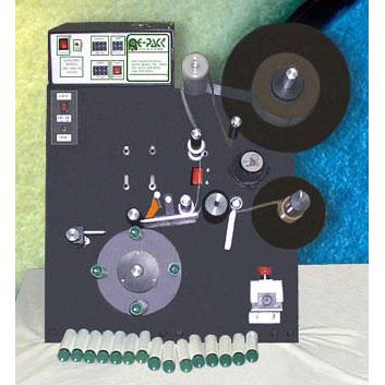Re-Pack Robo Tube Labeling System