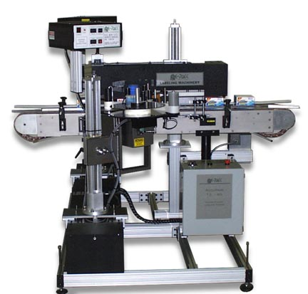 Re-Pack Tamper Evident Labeler