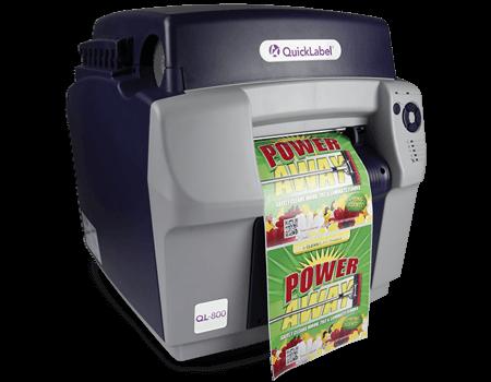 QL-800 Color Label Printer