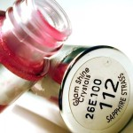 cosmetics coding and marking
