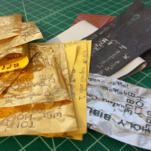 Hot Stamp Foil