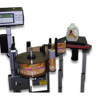 open frame panel labeler